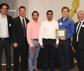 Aspect Wins Major Award at 2014 BCIC New Ventures Competition