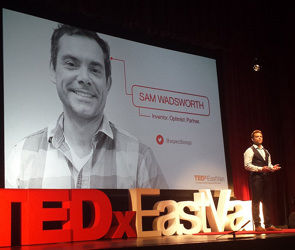 Sam's TED Talk on 3D Bioprinting
