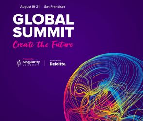 CEO Tamer Mohamed Speaks at Singularity University Global Summit 2019