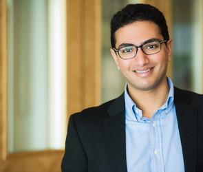 UBC Applied Science Profiles Alumnus Tamer Mohamed