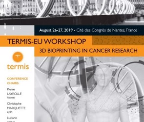 Aspect Hosts Hands-On Bioprinting Session at TERMIS-EU Workshop